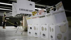 Cierran casillas electorales, inicia el conteo de votos