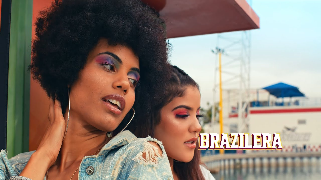 Rauw Alejandro x Anitta – Brazilera