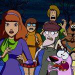Anuncian película crossover de 'Coraje, el perro cobarde' con 'Scooby Doo'