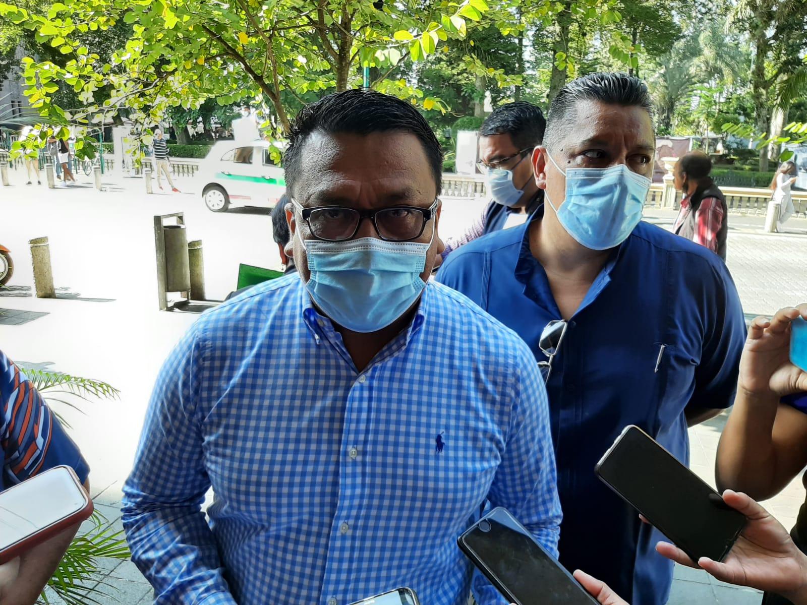 Unos mil abogados del sur de Veracruz interponen queja ante CEDH por desaparición de juzgados