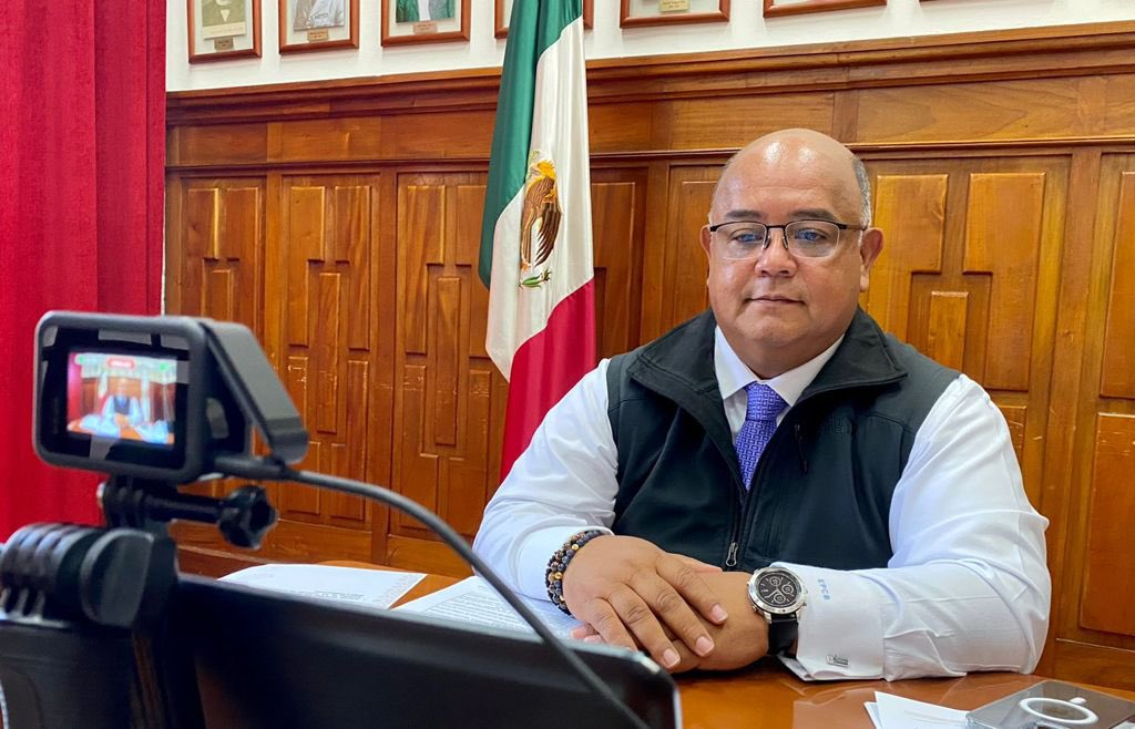 En Veracruz se refrenda el cuidado y protección de la niñez y la juventud: Eric Cisneros