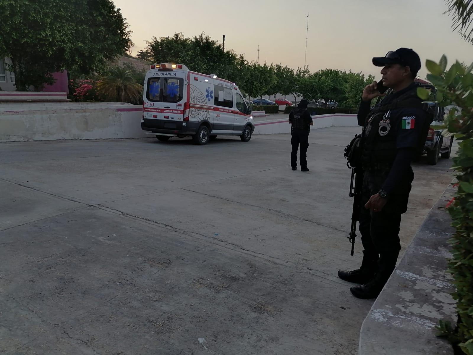 Agreden a dos policías ministeriales en Las Choapas