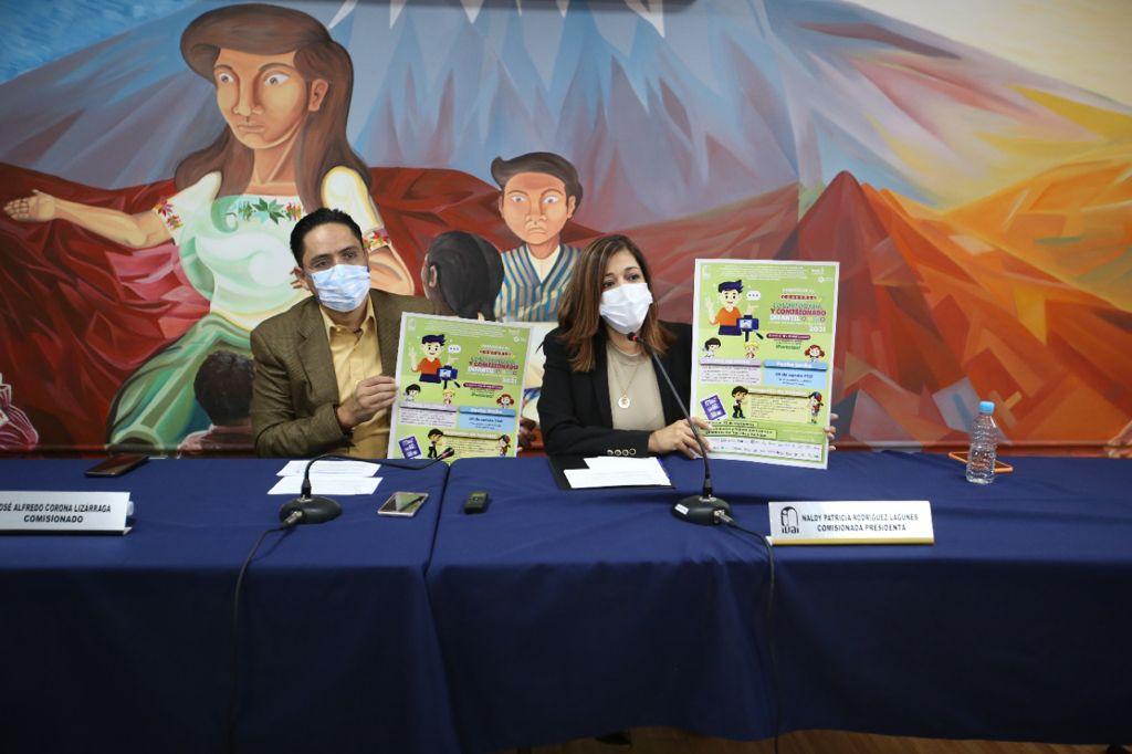 Pandemia acrecentó uso de Internet, niños y niñas corren riesgos: IVAI