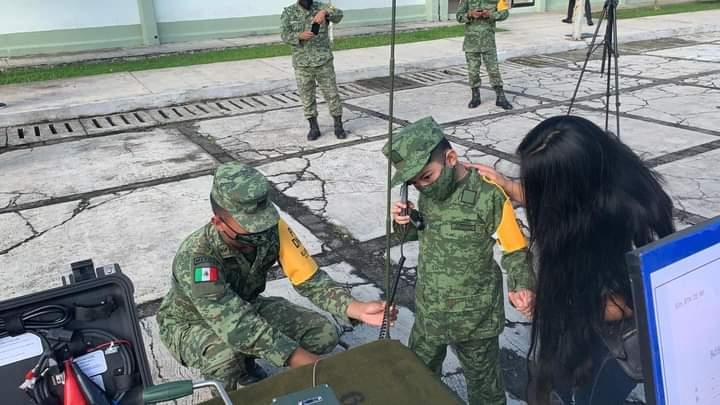 Reconoce Ejército Mexicano a niños que libran difíciles batallas