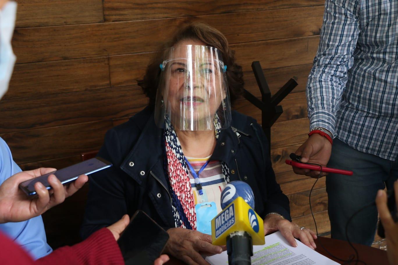 Revela magistrada Concepción cloaca que permea en TSJ, presidenta Isabel Inés debe renunciar