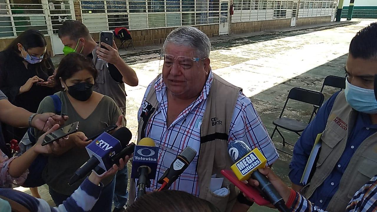 Alistan segunda dosis en Xalapa y Veracruz