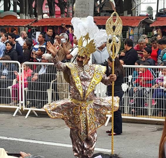 Despiden integrantes del Comité del Carnaval a Bastonero Real del Carnaval