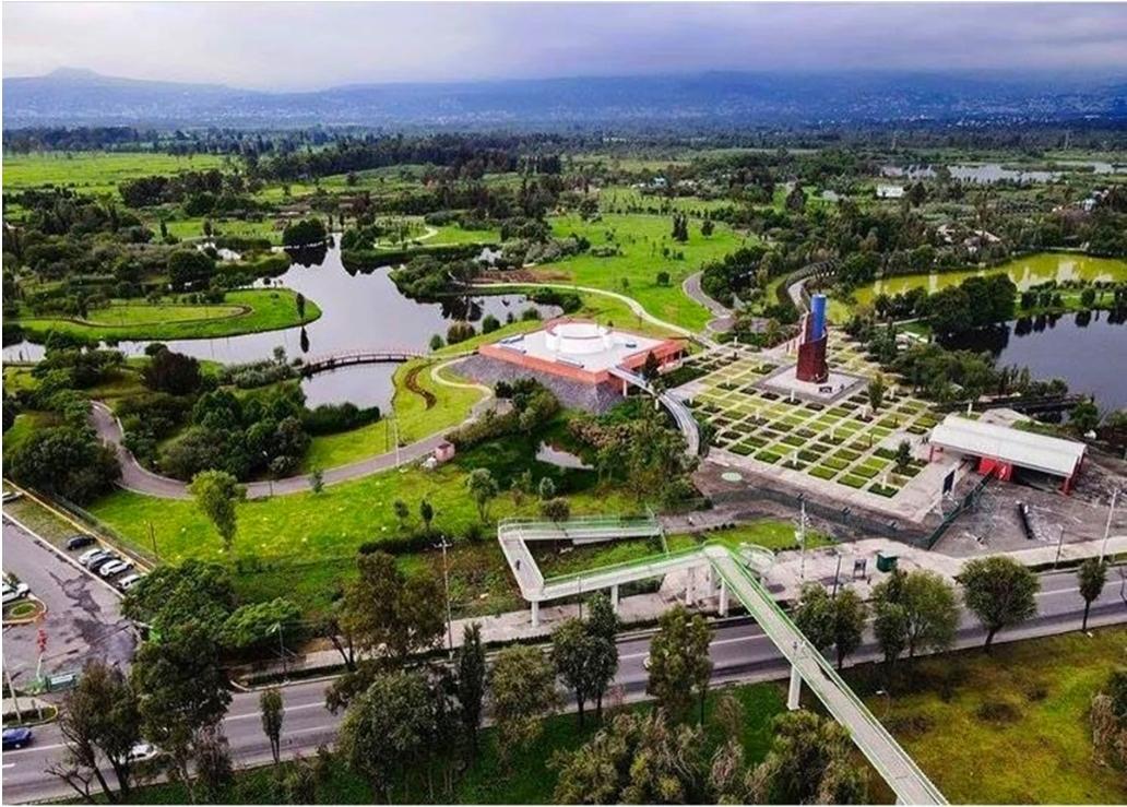 Conoce el parque ecológico de Xochimilco.