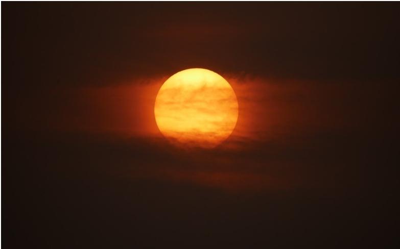 Llegará el polvo de Sahara a México
