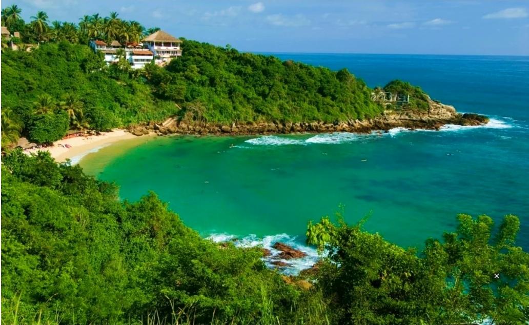 Puerto Escondido uno de los 100 mejores destinos turísticos del mundo: revista Time