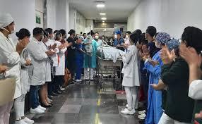 Familia donó órganos de un joven y beneficio a 100 pacientes