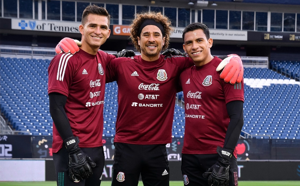 Convocados de México Sub 23 para Juegos Olímpicos de Tokio